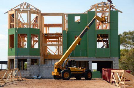 الإنفاق على البناء في الولايات المتحدة يحث الخطى إلى مستوى قياسي في نوفمبر