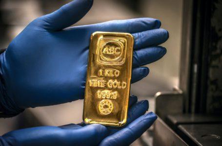 الذهب ينحدر إلى أسفل الطريق. إليك متى يجب عليك الشعور بالقلق.