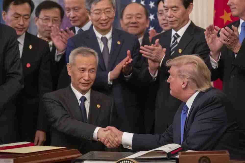 الحرب التجارية بين الولايات المتحدة والصين: أول محادثات ثنائية خلال إدارة بايدن