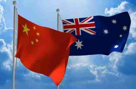 """العلاقات بين الصين وأستراليا: بكين كانبيرا """"تشوه تجارة السلع""""، بشكوى جديدة لمنظمة التجارة"""