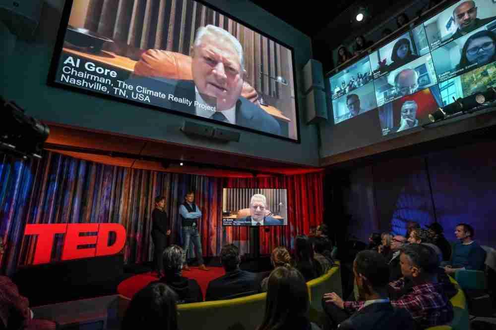 المتحدثين في مؤتمر غرين سوان يؤكدون على دور الصناعة المالية في مكافحة تغير المناخ