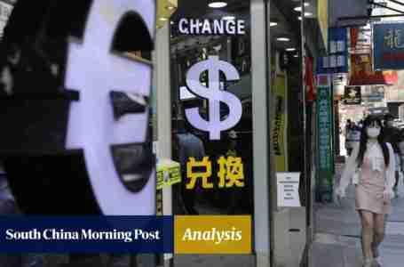 ماذا يعني بالنسبة لهونغ كونغ إذا انقلب العالم ضد الدولار الأمريكي