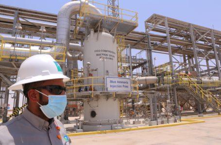 أرامكو السعودية تقسم أعمالها في مجال الغاز وسط توسع صناعة الكيماويات