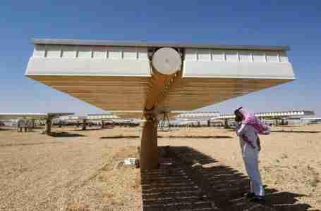 صندوق الثروة للمملكة العربية السعودية الغنية بالنفط يخطط لديون خضراء قريباً